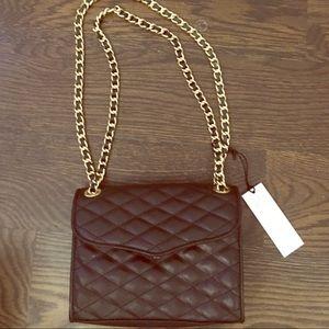 NWT Rebecca Minkoff Mini Quilted Affair Bag Black